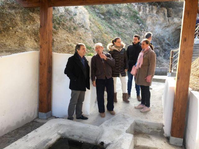 Se ha inaugurado la adecuación y reforma del lavadero de Hoya Hermosa - 3, Foto 3