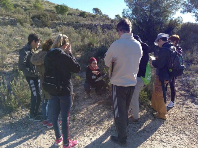 Voluntarios y voluntarias ambientales de Molina de Segura han colaborado en la identificación de huellas y rastros de mamíferos terrestres en el Parque Ecológico Vicente Blanes - 1, Foto 1