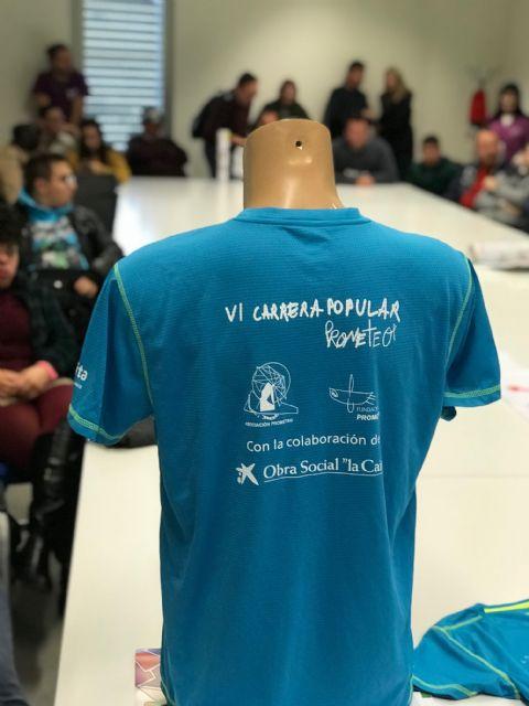 Uniendo sonrisas en la VI Carrera Popular Prometeo 2019 - 1, Foto 1