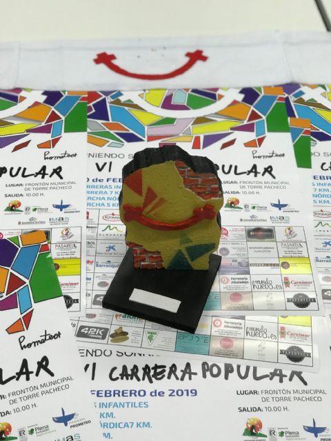Uniendo sonrisas en la VI Carrera Popular Prometeo 2019 - 2, Foto 2