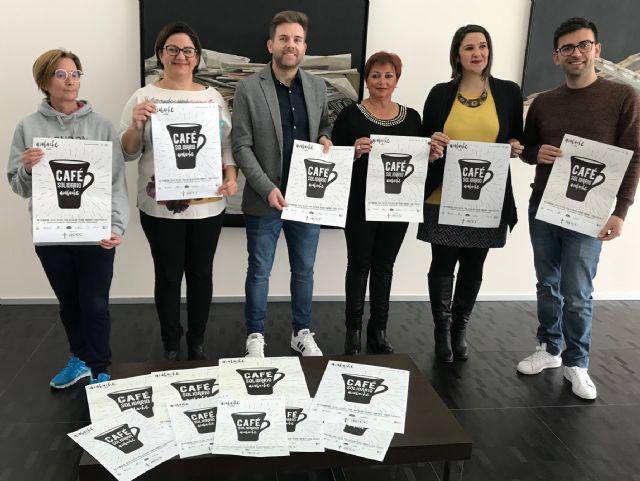 Café Solidario Azabache a beneficio de la Asociación Española Contra el Cáncer - 1, Foto 1
