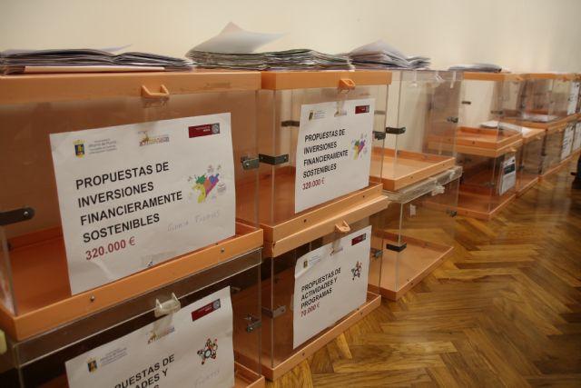 2.020 vecinos votan en los presupuestos participativos, un 43,5% más que en 2016, Foto 5