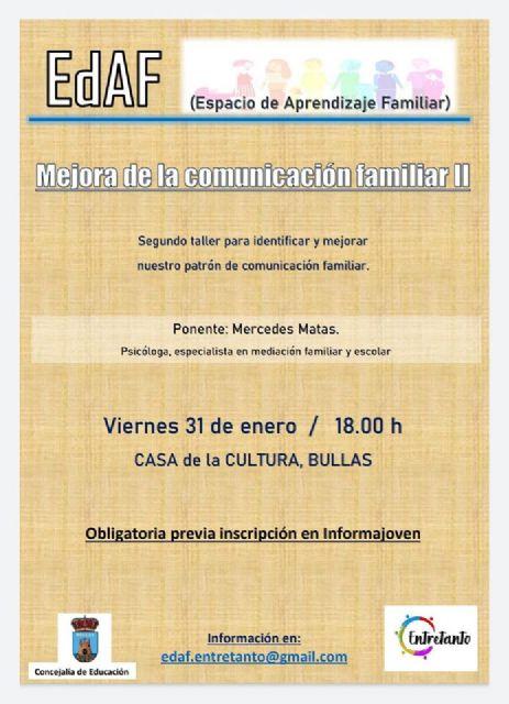 Mejora de la Comunicación Familiar II - 1, Foto 1