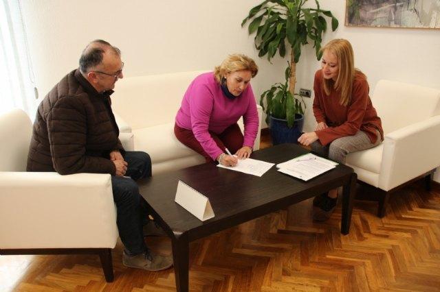 El Ayuntamiento y la Hermandad de La Candelaria suscriben un acuerdo de colaboración para las fiestas - 2, Foto 2