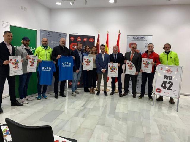 Presentado el 7° EDP Murcia Maratón - 1, Foto 1