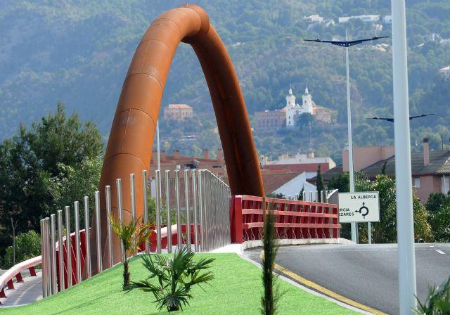 Más de 10.000 vehículos al día circularán a partir de hoy por el vial entre El Palmar y La Alberca de la Costera Sur - 5, Foto 5
