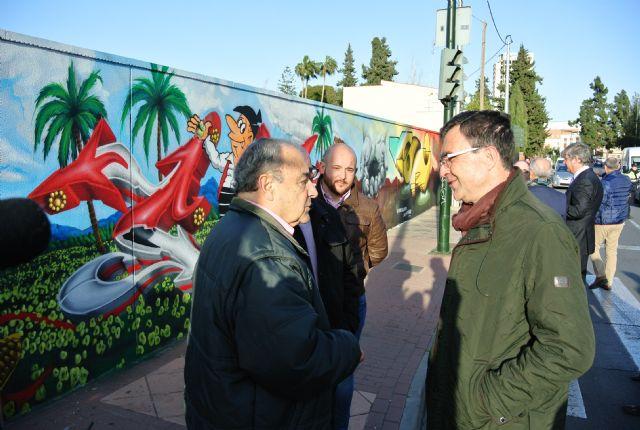 La Oficina Municipal del Grafiti pone en marcha una línea de Whatsapp - 1, Foto 1