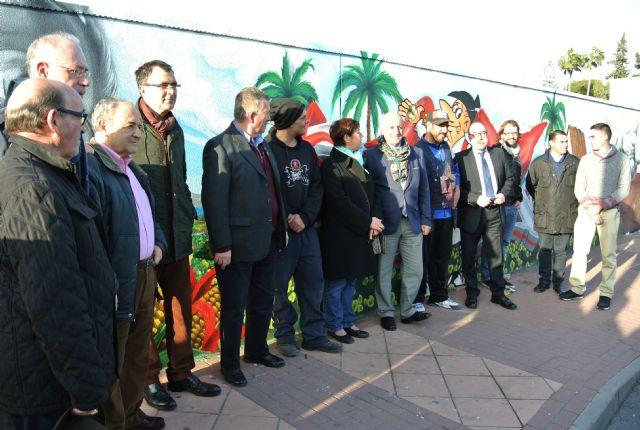 La Oficina Municipal del Grafiti pone en marcha una línea de Whatsapp - 2, Foto 2