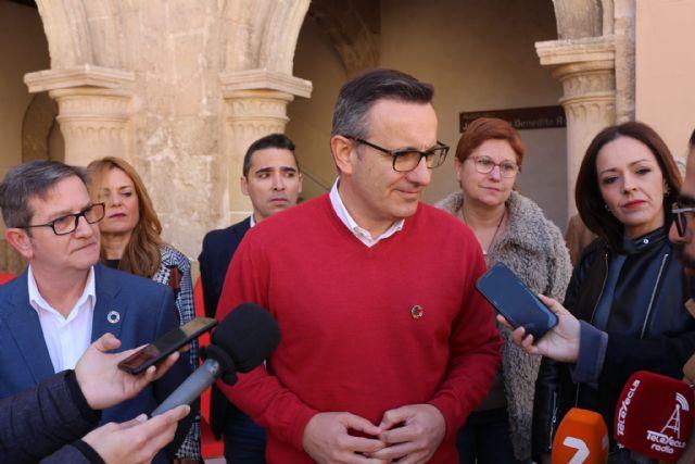 Diego Conesa: Los socialistas venimos al Altiplano a escuchar a vecinos y empresarios para trabajar en solucionar sus problemas e inquietudes - 1, Foto 1