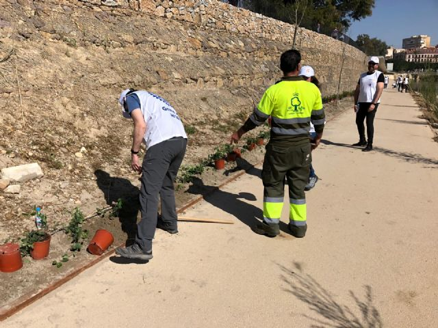 El Plan Foresta llena de ejemplares autóctonos el entorno de Murcia Río - 3, Foto 3