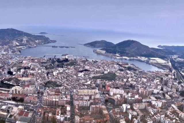 Activado el nivel de alerta 3 por partículas en suspensión en Cartagena - 1, Foto 1