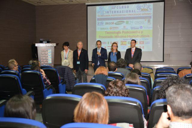 Agrónomos de 18 países participan en el XI Curso de Tecnología Poscosecha de la UPCT - 1, Foto 1