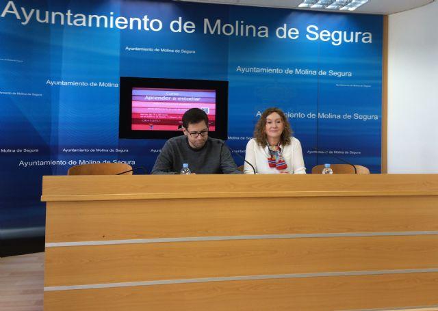 La Concejalía de Juventud de Molina de Segura organiza un curso gratuito sobre técnicas de estudio - 2, Foto 2