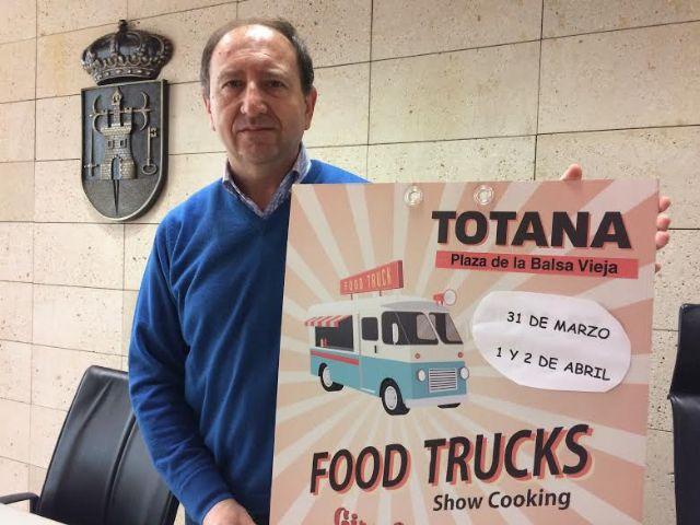 La plaza de la Balsa Vieja acoge este próximo fin de semana una nueva edición del festival de vehículos de comida callejera