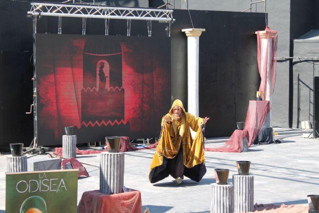 Mas de tres mil alumnos disfrutaran del XXII Festival de Teatro Grecolatino en el Auditorio Parque Torres - 1, Foto 1