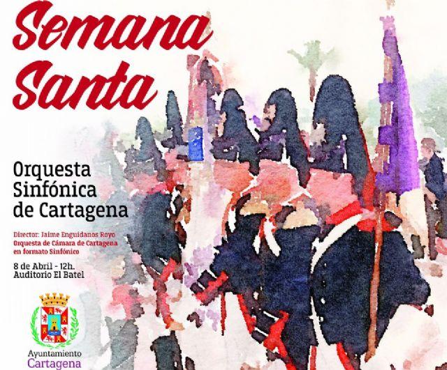 Concierto de marchas de Semana Santa en formato sinfonico en El Batel - 1, Foto 1