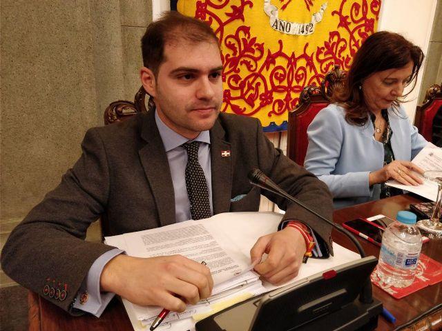 Ricardo Segado transmite al Patronato Carmen Conde la propuesta de trasladar la sede de la institución al edificio de Las Graduadas - 1, Foto 1