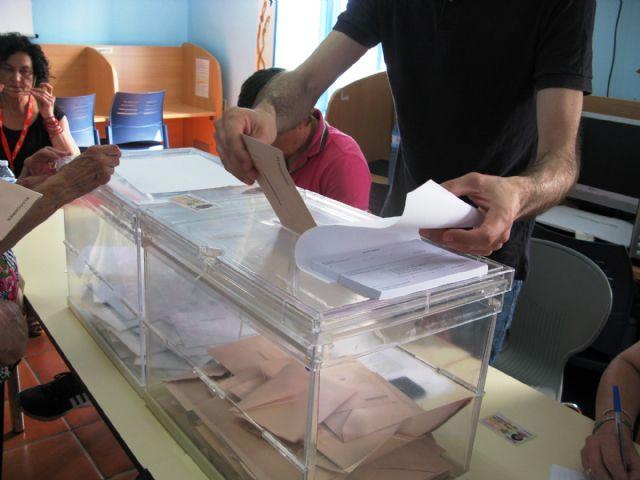 El Ayuntamiento de Totana celebrará el próximo martes, 2 de abril, el sorteo para elegir a las personas que compondrán las mesas electorales en la convocatoria del 28-A