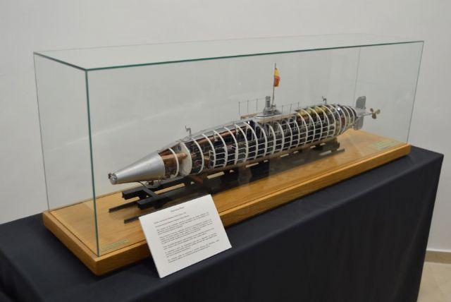 Más de 150 piezas coetáneas a la invención del submarino componen la exposición ´Isaac Peral, un marino universal´ - 2, Foto 2