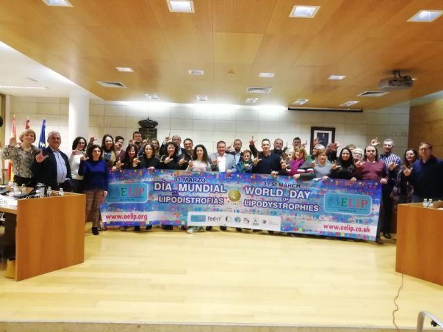 El Pleno aprueba la adhesión institucional al Manifiesto del Día Mundial de las Lipodistrofias que se celebra este domingo 31 de marzo