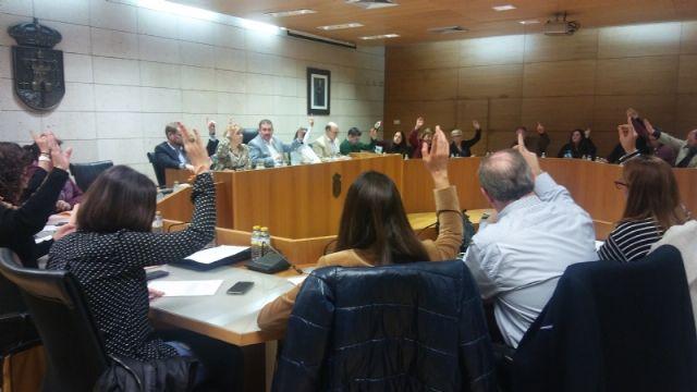 La Corporación municipal aprueba la cesión del edificio del Centro de Atención a la Infancia (CAI) del polígono industrial