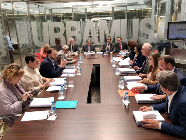 ´Murcia Río´ y el Plan Extraordinario de Inversiones en Pedanías, proyectos centrales de Urbamusa en 2018 - 1, Foto 1