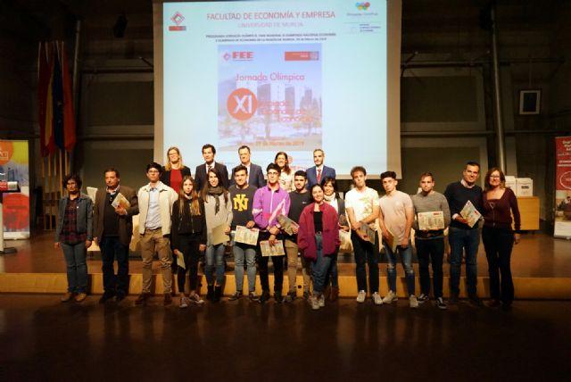 La X Olimpiada Científica de Economía de la Región premia el talento de los estudiantes de secundaria - 2, Foto 2