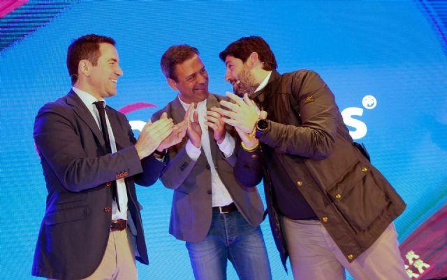 López Miras: Las próximas citas electorales marcarán el futuro de España y de la Región; somos el partido de los hechos, resultados y buena gestión - 1, Foto 1