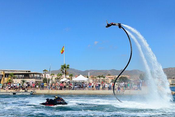 El Puerto de Mazarrón se convierte en la capital de España de Flyski - 2, Foto 2