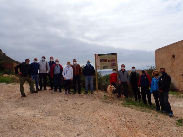 ARBA Cartagena-La Unión realiza una macrolimpieza de escombros y residuos en Portmán - 1, Foto 1