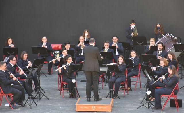 Concierto de Semana Santa de la Asociación Banda de Música de Calasparra - 1, Foto 1