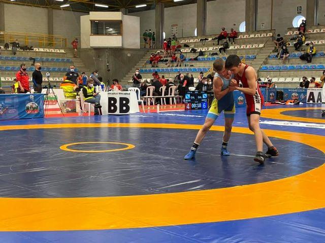 La Selección Murciana de Luchas Olímpicas ha disputando este fin de semana el Campeonato de España - 4, Foto 4