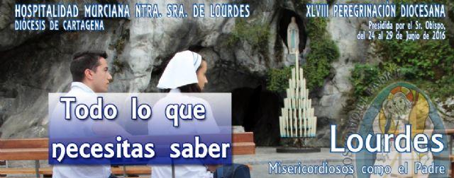 La Hospitalidad abre el lunes el plazo de inscripción para la peregrinación a Lourdes - 1, Foto 1