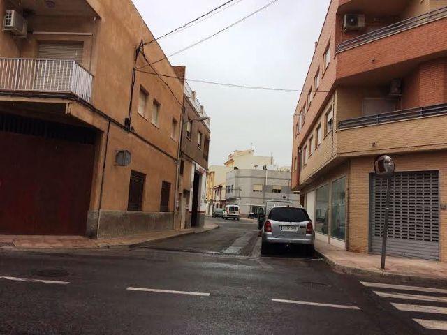 Se adjudica el contrato de las obras de recogida y evacuación de aguas pluviales en un tramo de la calle Teniente Pérez Redondo