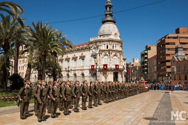 MC defenderá en el Pleno la concesión de la Medalla de Oro de Cartagena al Regimiento de Artillería Antiaérea n° 73 - 3, Foto 3
