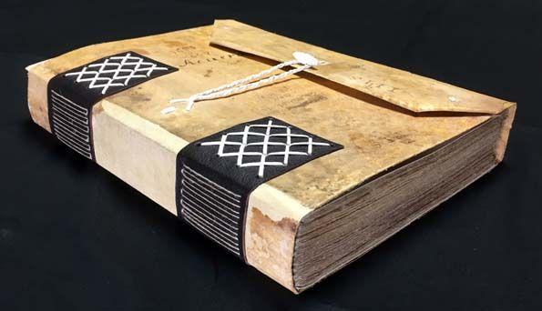 El libro de actas del ayuntamiento de 1631 a 1637 luce completamentamente restaurado - 2, Foto 2