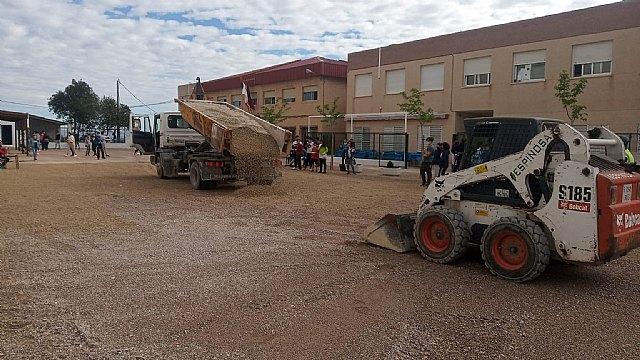 [Brigada municipal: trabajos del 28 y 29 de abril