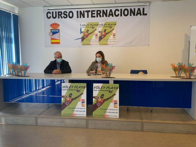 Lorca acogerá la Copa de Primavera de Vóley Playa, este fin de semana, en categoría femenina - 2, Foto 2