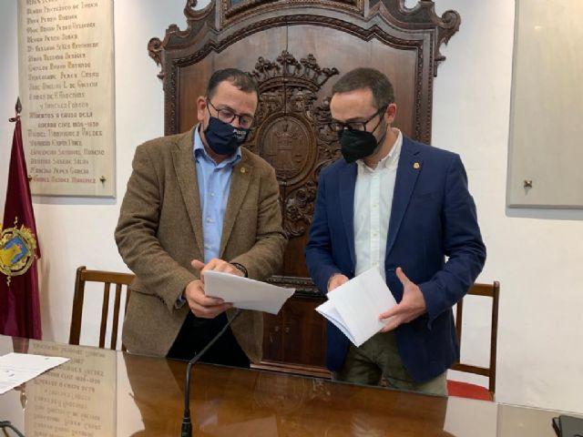 El PSOE consigue ahorrar 625.000 euros en materia de convenios urbanísticos gracias a las labores de negociación realizadas desde el propio equipo de Gobierno de Lorca - 1, Foto 1