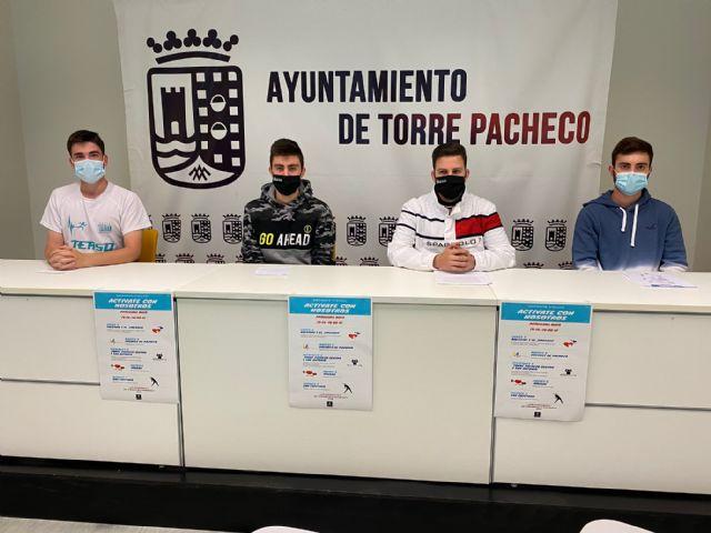 Deportes lanza la campaña para mayores del municipio: Actívate con nosotros - 1, Foto 1