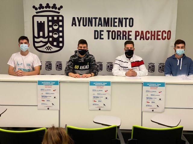 Deportes lanza la campaña para mayores del municipio: Actívate con nosotros - 3, Foto 3