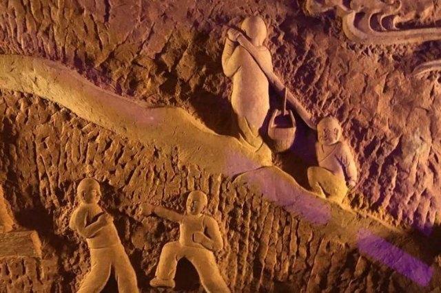 Las cuevas de Longyou y Huashan - 3, Foto 3