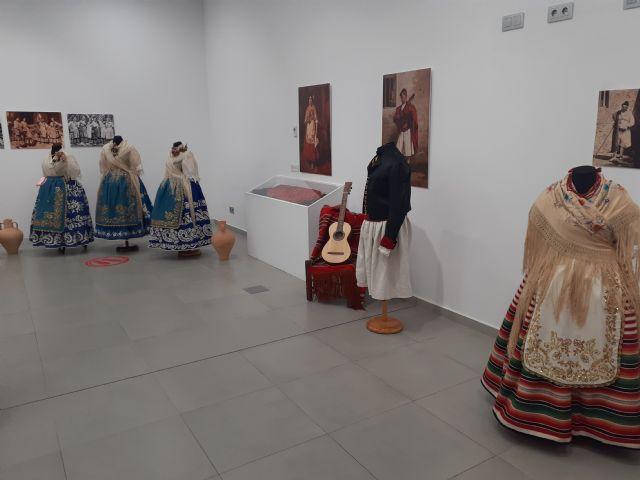 La Federación de Peñas Huertanas y la exposición Creación de un Icono - 2, Foto 2