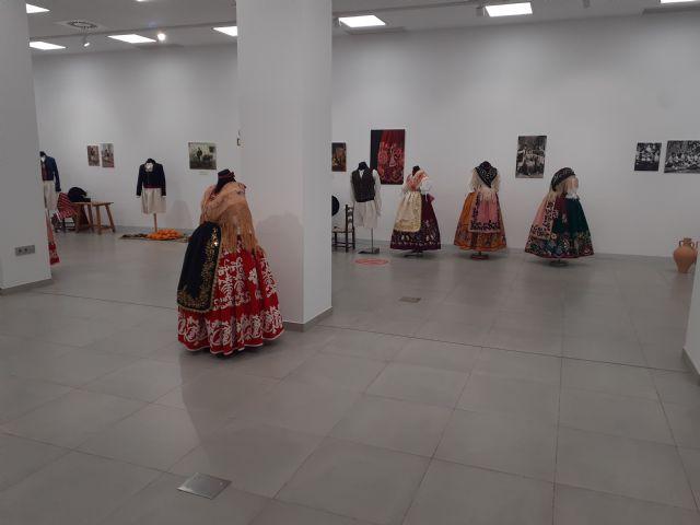 La Federación de Peñas Huertanas y la exposición Creación de un Icono - 3, Foto 3