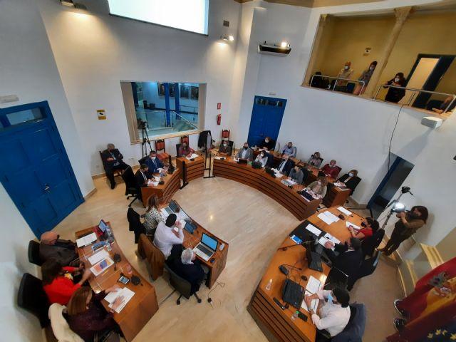 El Pleno muestra su rechazo a la modificación de las reglas de explotación del Trasvase Tajo-Segura - 1, Foto 1