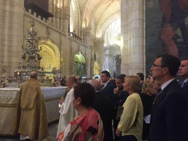 El Corpus Christi bendice las calles de Murcia - 1, Foto 1