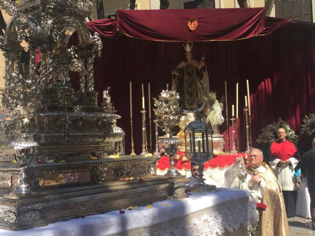 El Corpus Christi bendice las calles de Murcia - 4, Foto 4