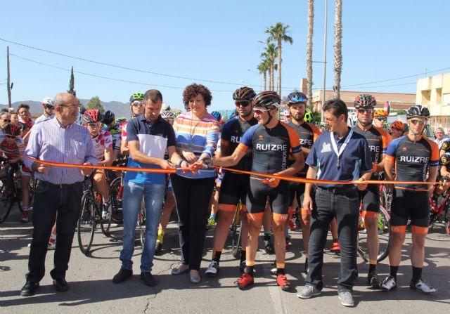 Disputada la cuarta etapa de la V Vuelta Ciclista Ruta de Cadetes a la Región de Murcia en Puerto Lumbreras - 2, Foto 2