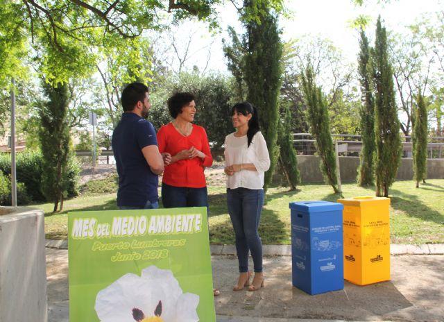 Puerto Lumbreras celebra el Mes del Medio Ambiente con una programación especial - 1, Foto 1