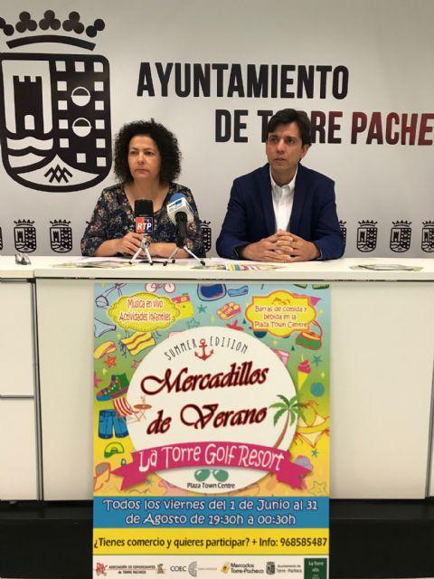 Mercadillos de Verano 2018 en Torre Pacheco - 2, Foto 2